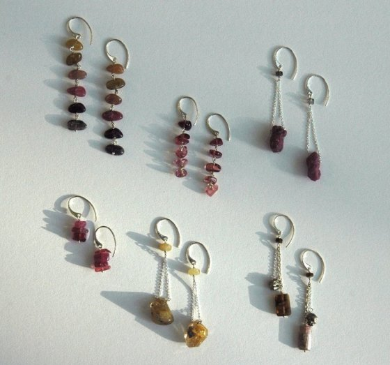 Heather Bell earrings