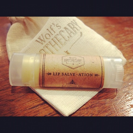 Wolf's Apothecary Lip Salve-ation